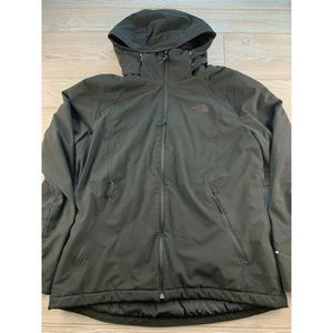 North Face Jacket Womens Extra Large Black